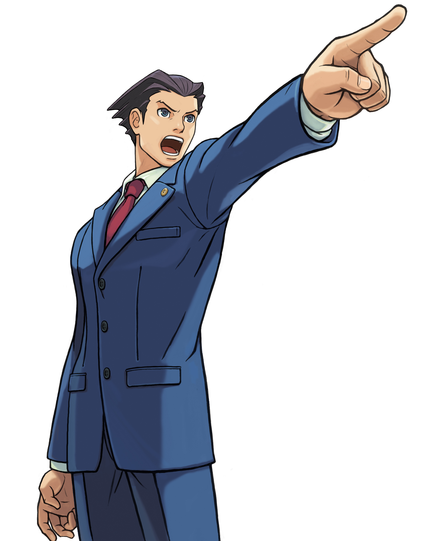 Phoenix Wright Marvel Vs Capcom