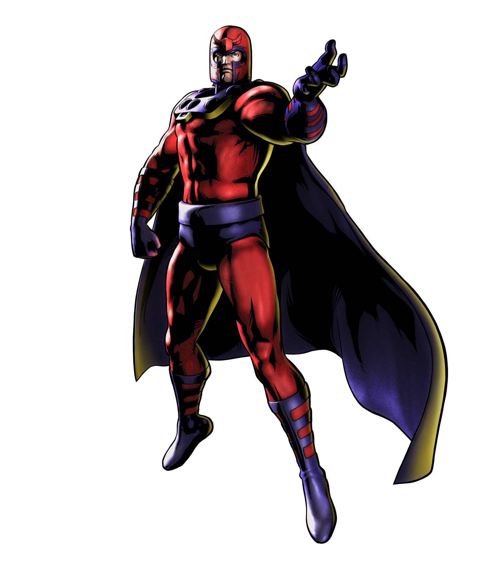 X Men Anime Characters Database : Magneto