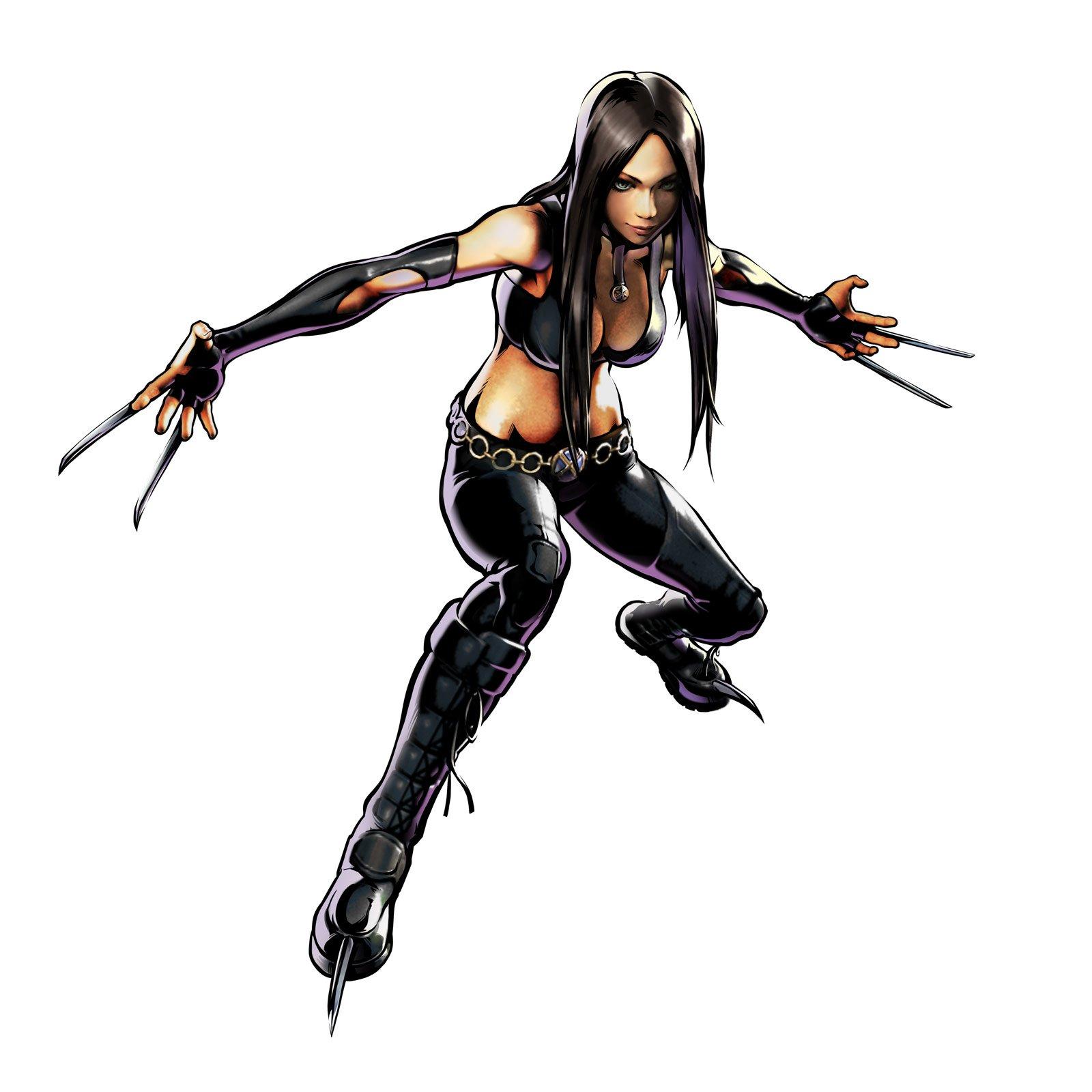 X-23 (Marvel VS Capcom 3) X 23