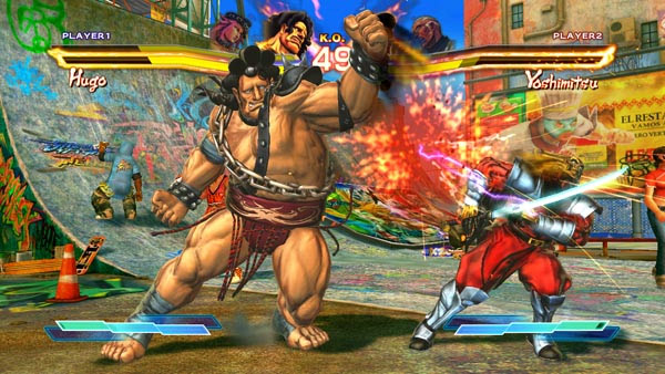Rumor: Street Fighter X Tekken DLC Leaked