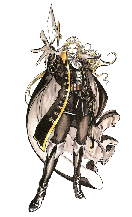 Alucard (Castlevania Judgment)