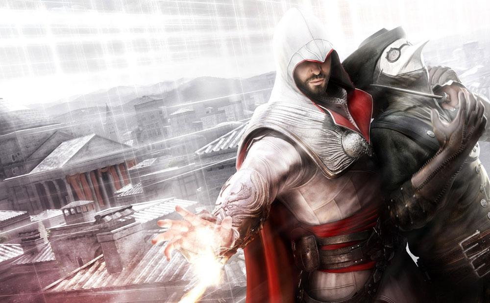 Ezio Auditore Da Firenze Soul Calibur V Assassin S Creed