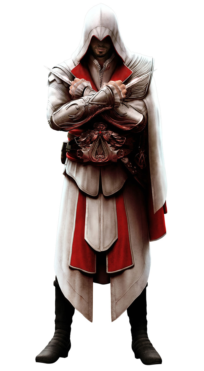 images How to Train Like Ezio Auditore Da Firenze