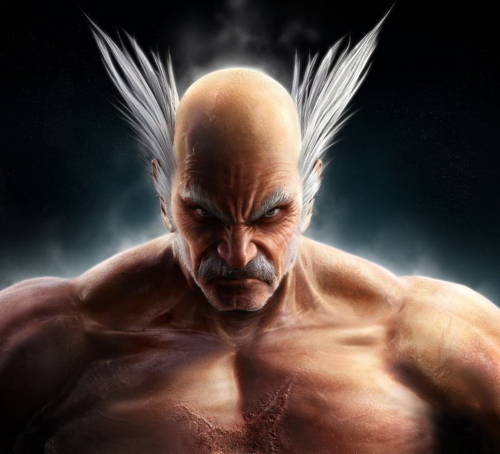 tekken 7 heihachi mishima - photo #8