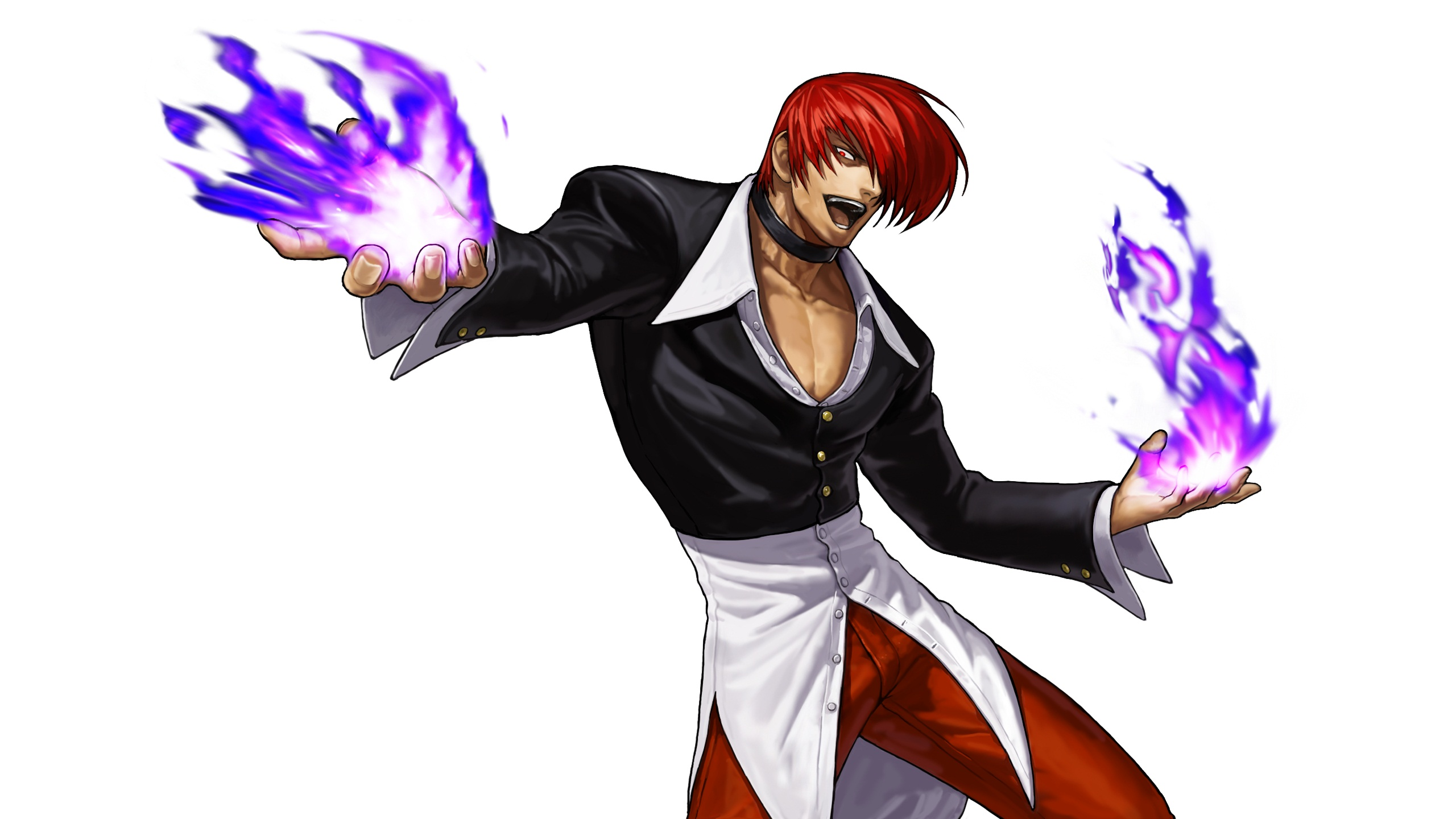 King of fighters xiii character win portraits - King of fighters characters pictures ...