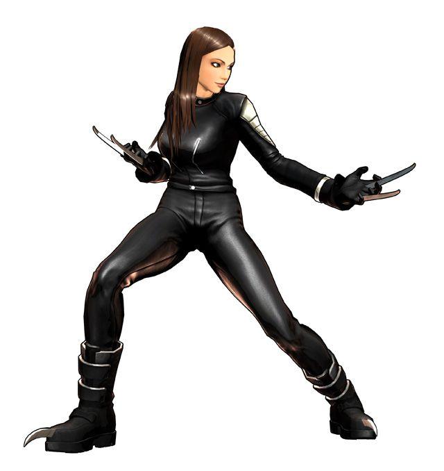 X 23 Marvel X-23 (Marvel VS Capcom...