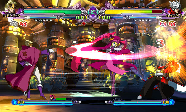 blazblue continuum shift extend psp iso english download