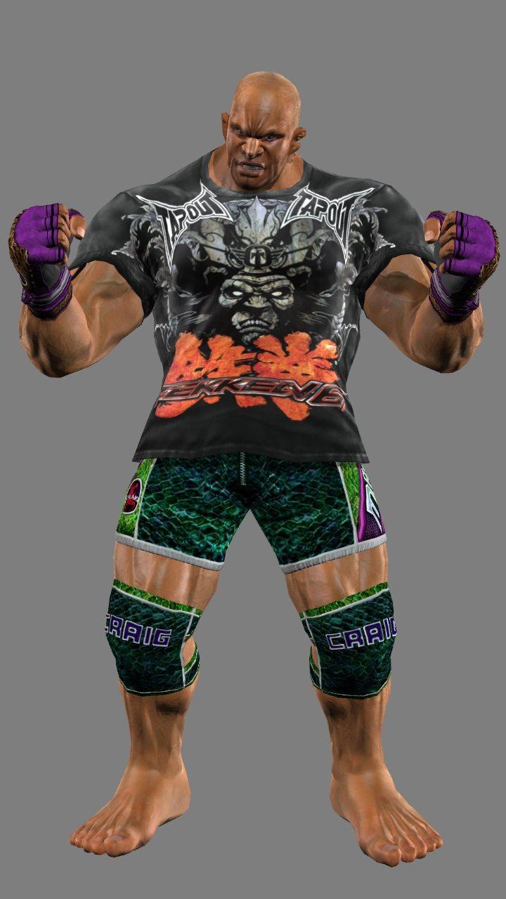 Craig Marduk Tekken