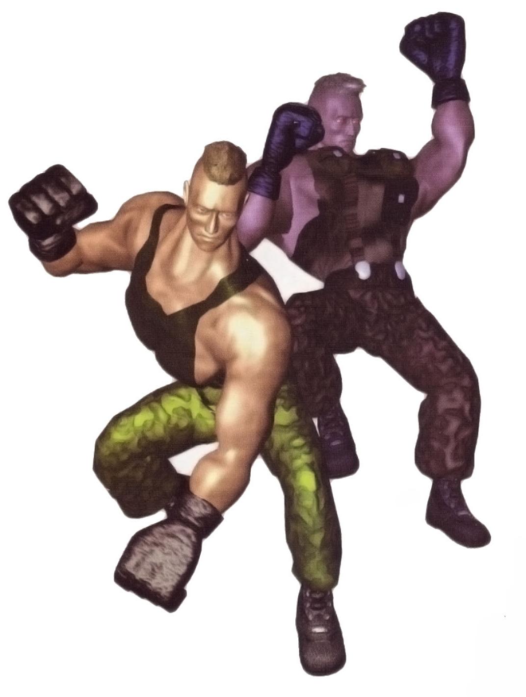 Jack Tekken