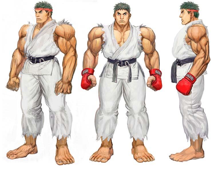 Goto Arisawa Ryu-sf4-bodystudy