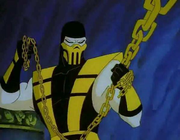 Scorpion (Mortal Komba...