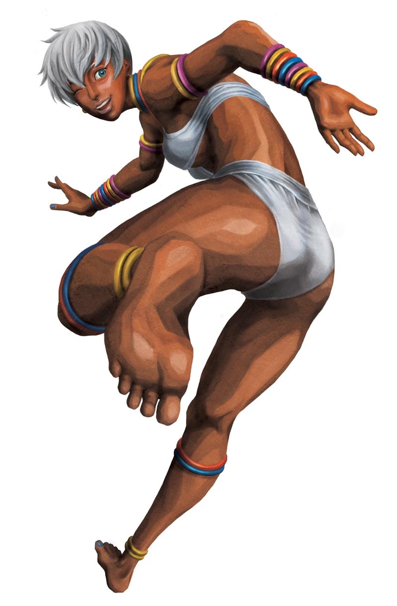 List of Street Fighter characters -