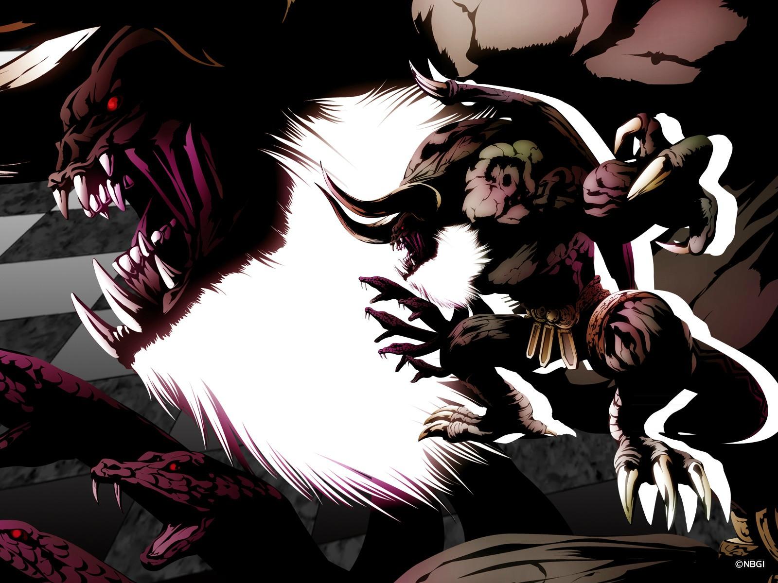 Tekken Tag Tournament 2 Special Illustrations