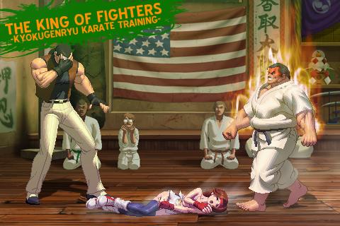 Kof xiii hentai robert vs king - 5 7