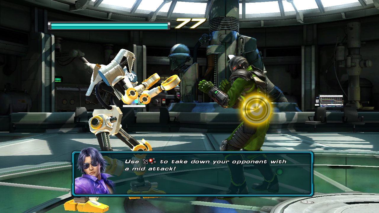 Tekken Tag Tournament 2 Tfg Review Art Gallery