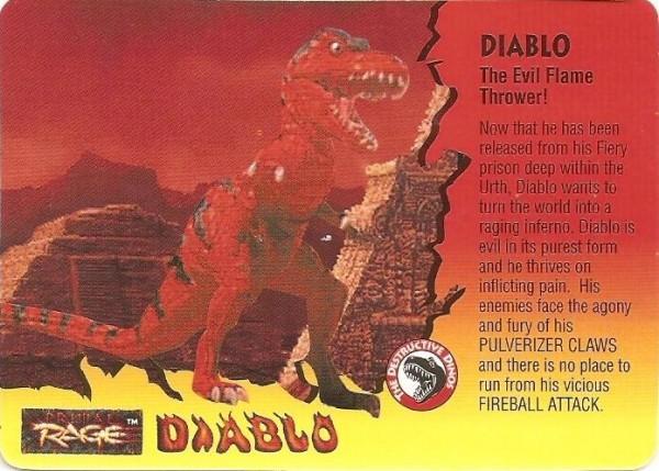Diablo (Primal Rage)