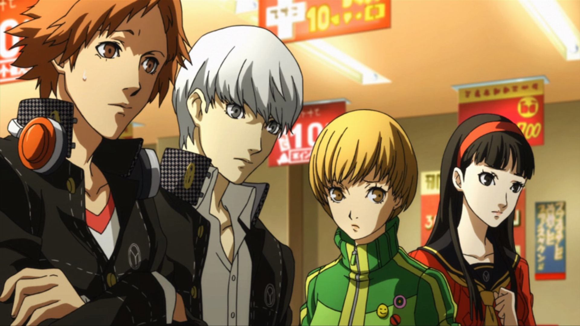 persona 4 dating more than one girl
