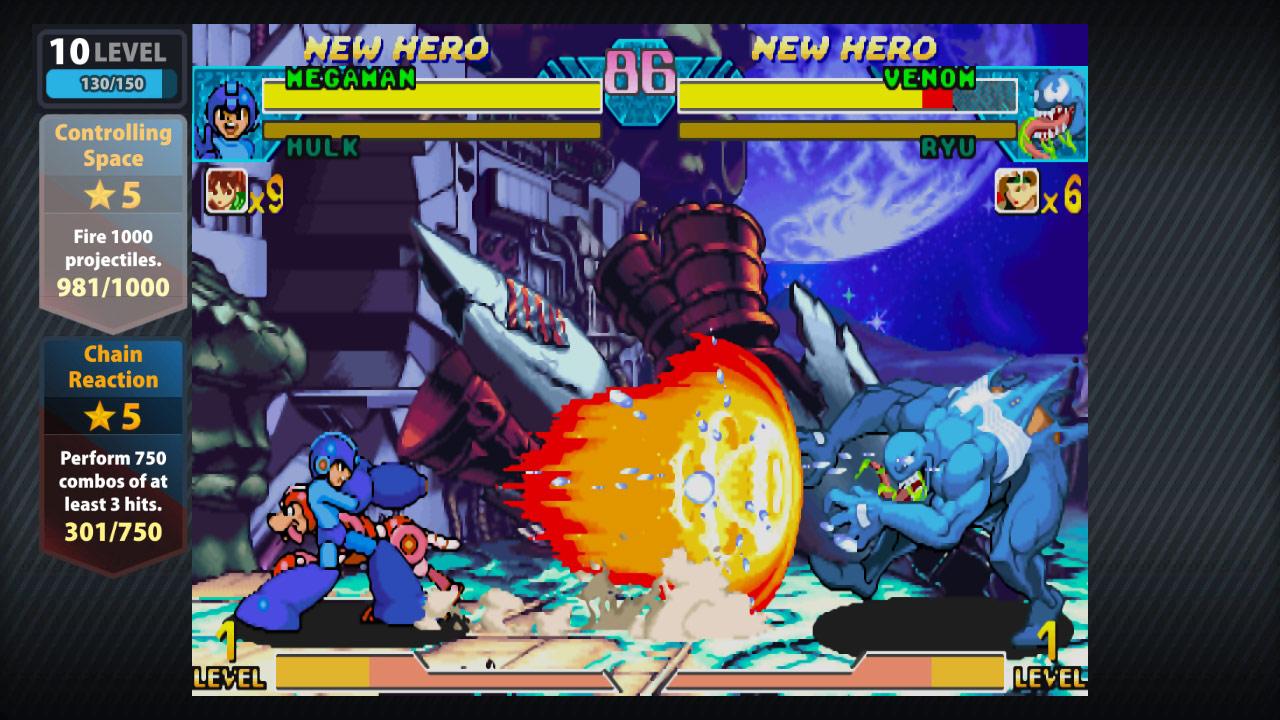 Marvel VS Capcom: Origins - TFG Review