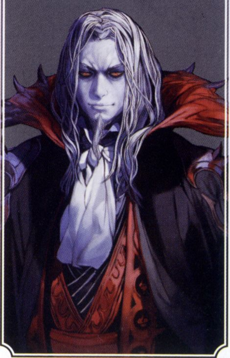 Count Dracula (Castlevania Judgment)