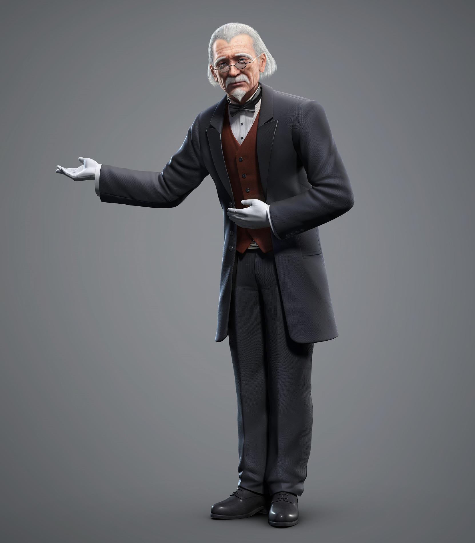 Sebastian (Tekken)
