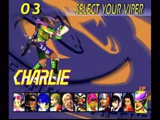 Fighting Vipers 2 - TFG Profile