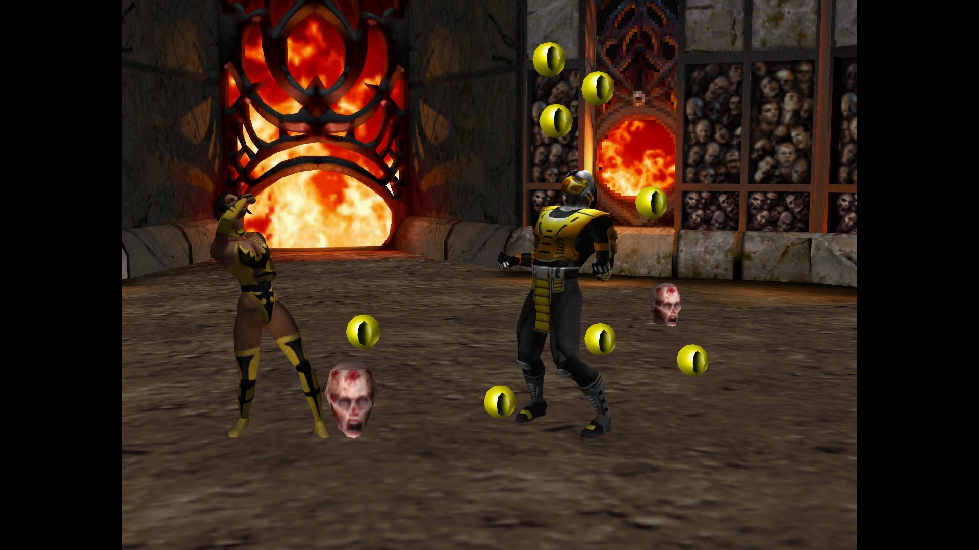 Mortal Kombat Gold (Dreamcast) - TFG Review