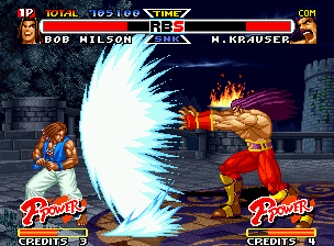 Real Bout Fatal Fury Special Tfg Review