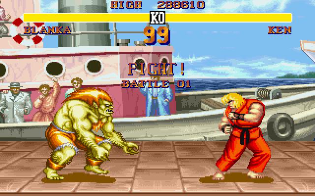 Resultado de imagen para street fighter 2