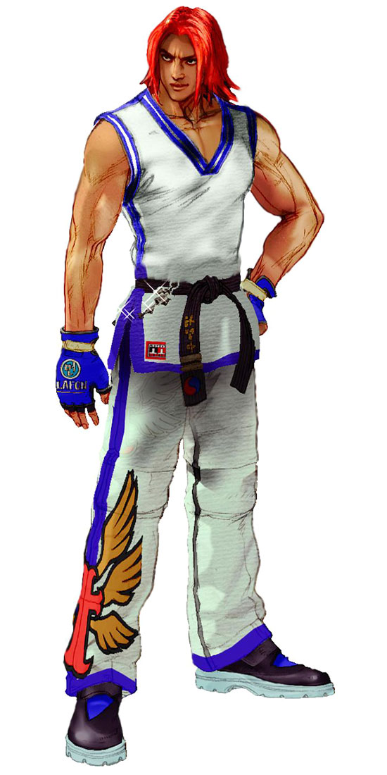 tekken 4 character artwork