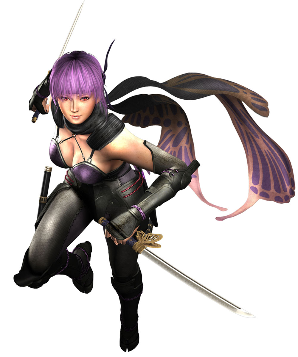 Ayane 3 (DOA) Dead Or Alive: Photo 4