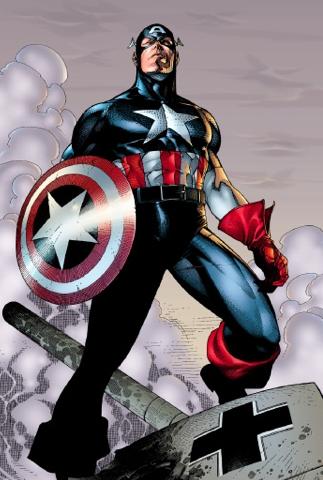 captainamerica-marvel-artwork Job Form By Captain on