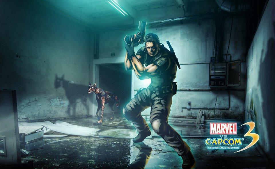 ASSIST ME feat Wesker PT 3 Doom Vs Wesker Marvel vs