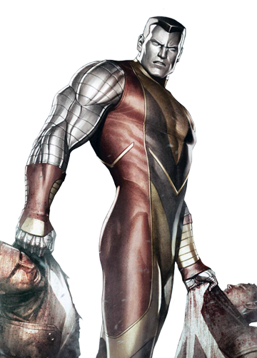 colossus marvel x men - photo #29