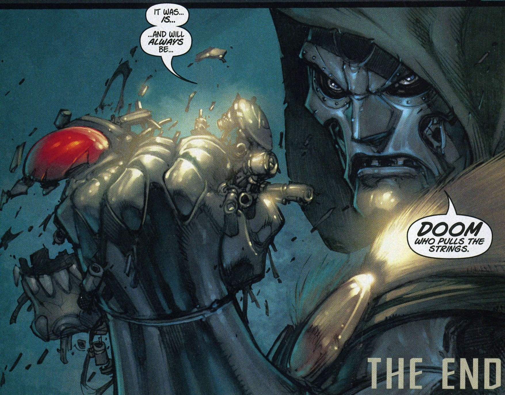 From the Foundation: A Latveria Quest (Marvel Universe, CK2) Superhero    Page 3   Sufficient Velocity