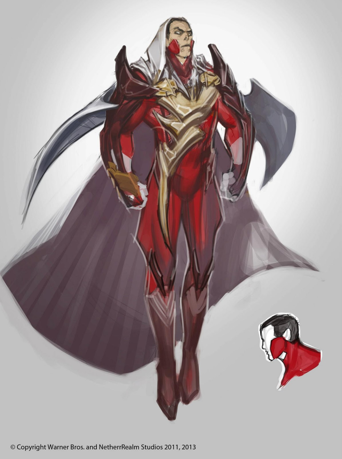 Shazam Injustice Concept By Justin Murray 195094 Bytes