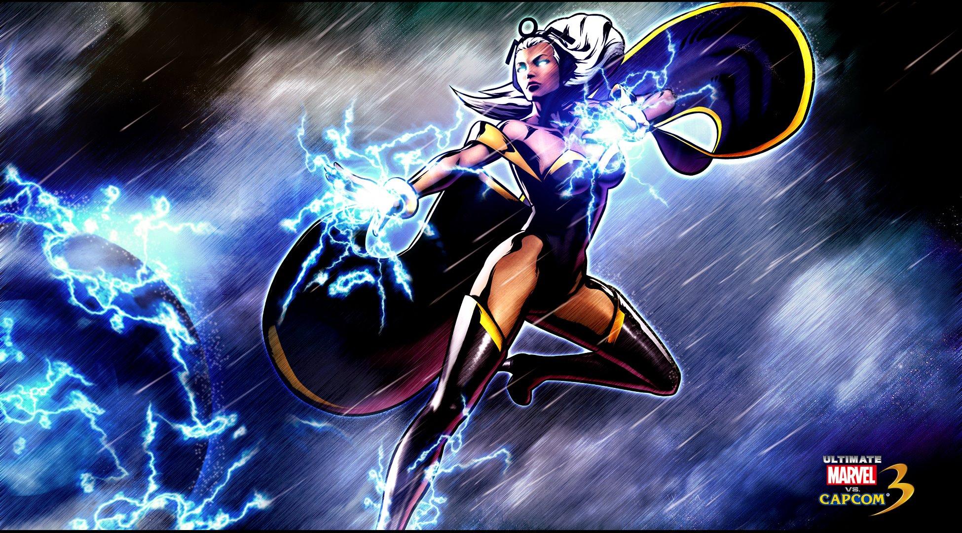 Storm X Men Wallpaper 63 Images: Storm (X-Men / Marvel VS Capcom