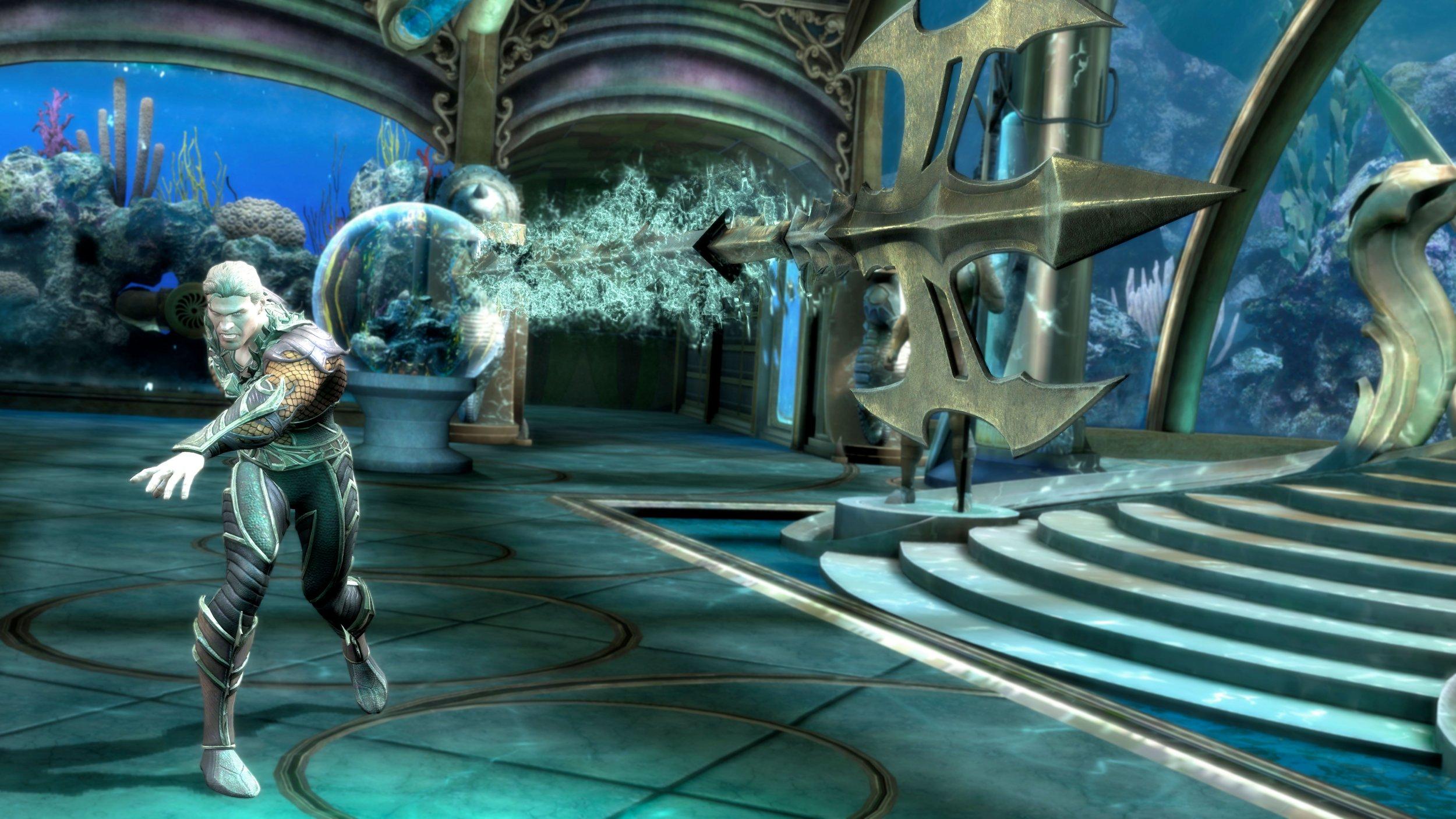 Xbox 360 Games 2013 Injustice: Gods Among ...