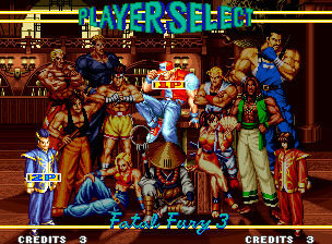 Fatal Fury 3 - TFG Review