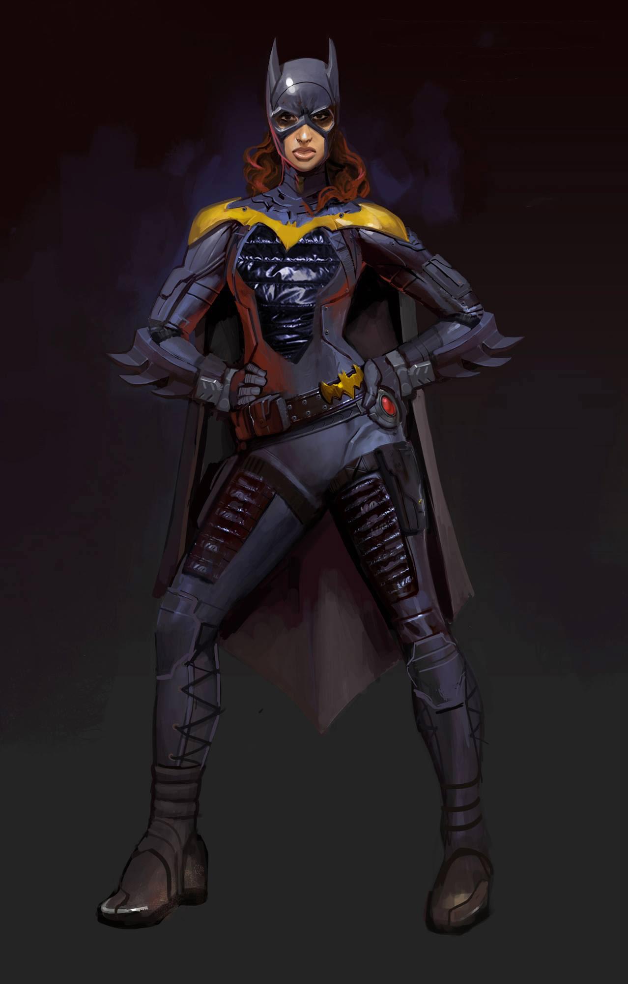 Batgirl (Injustice: Gods Among Us)
