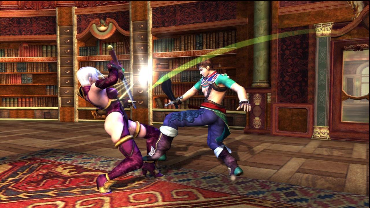 Soul Calibur 2 HD Online - Extra Screenshots