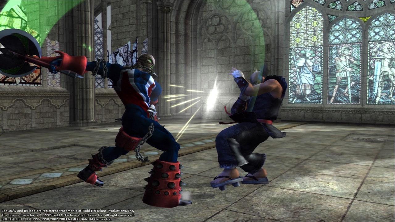 Soul Calibur 2 HD Online - TFG Review / Artwork Gallery