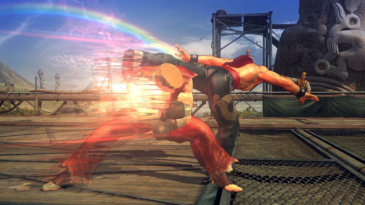 Tekken Revolution - TFG Review / Artwork Gallery