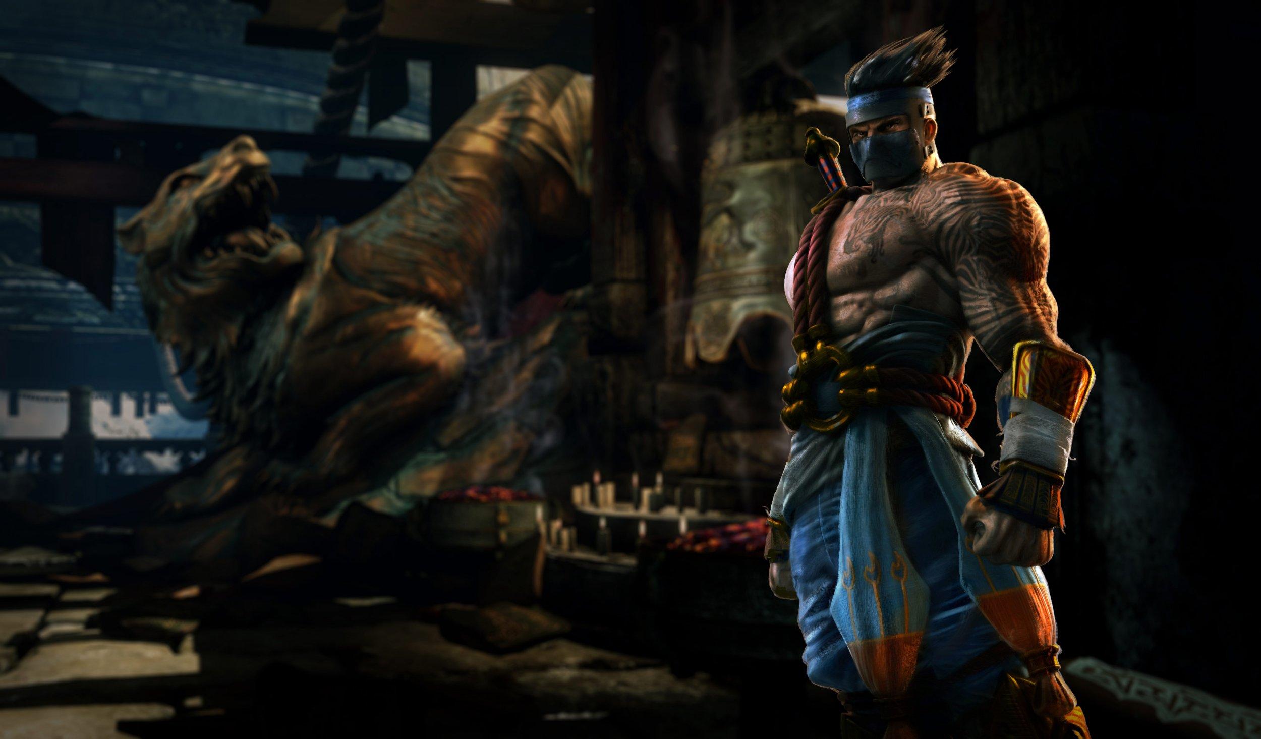 Mortal kombat a xxx parody 10