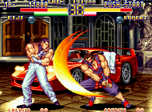 Art Of Fighting 2 Snk Neogeo