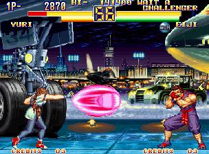 Art Of Fighting 2 Snk Neogeo
