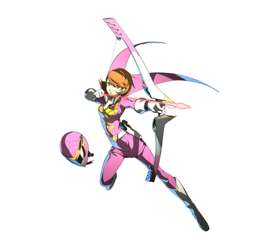 Yukari TakebaPersona 4 Arena Yukiko Amagi