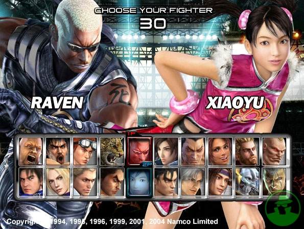 Tekken 5 Arcade Ps2 Tfg Review Art Gallery