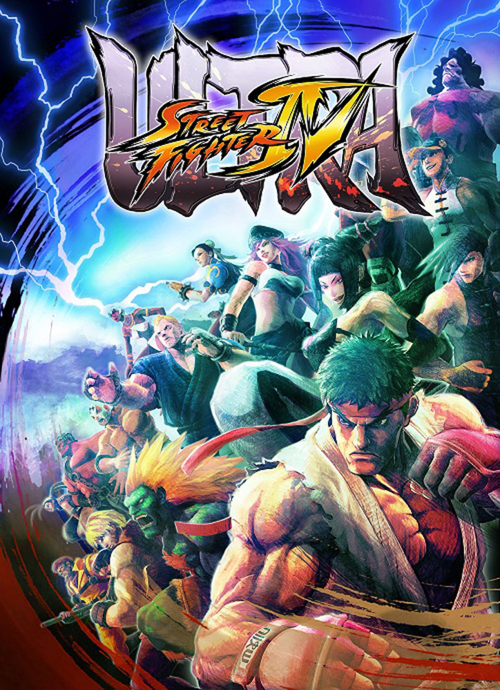 Ultra Street Fighter IV Reloaded Black Box Full İndir Oyun Download Yükle