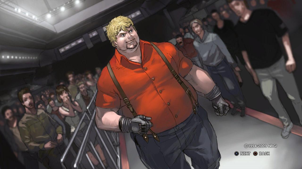 Bob Tekken