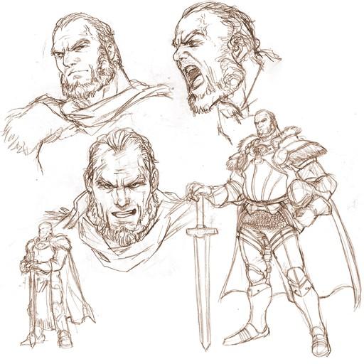 De-a lungul vieţii Giradot-sc3-sketches
